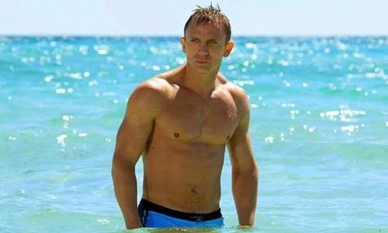 Daniel Craig kasları