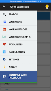 Gym Exercises & Workouts - screenshot 2