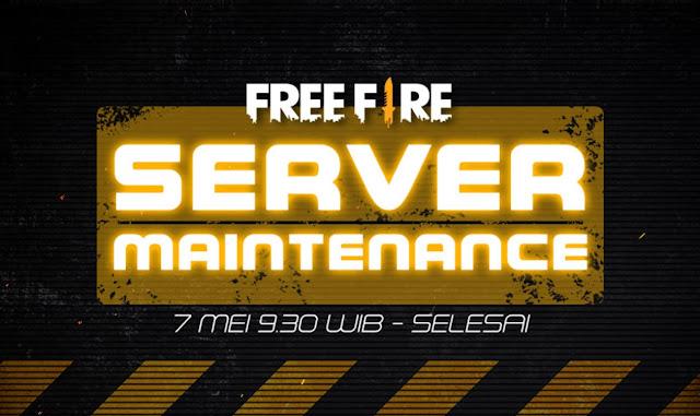 Garena Free Fire Maintenance 7 Mei 2020 Apa Aja Fitur Terbarunya