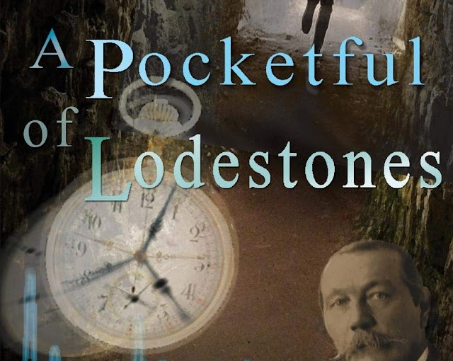 I Hear of Sherlock Everywhere: Review: A Pocketful of Lodestones by Elizabeth Crowens