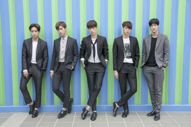[NB] Tall rookie boy group KNK boasts an average height of