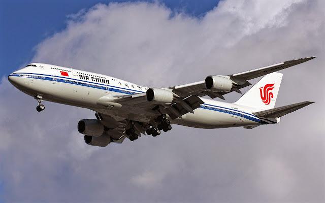 b747-8 air china