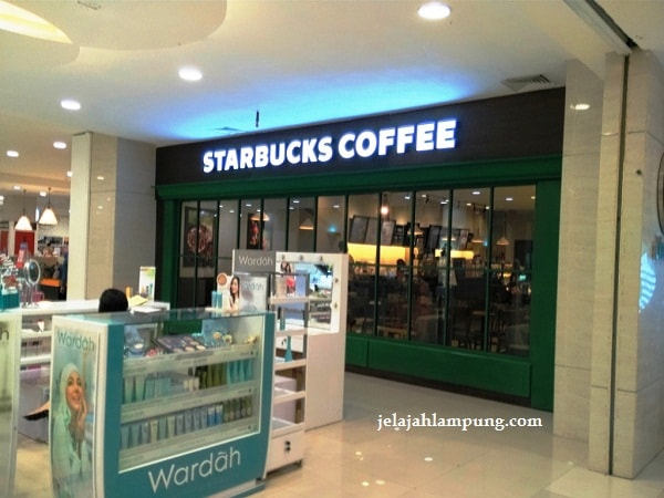 starbucks coffee di mall boemi kedaton