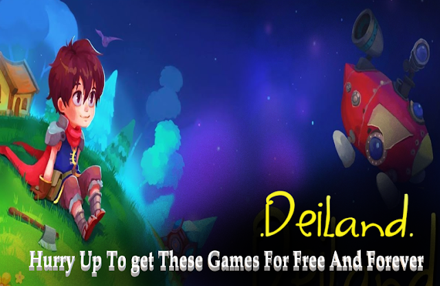 Quickly get these games for free and forever