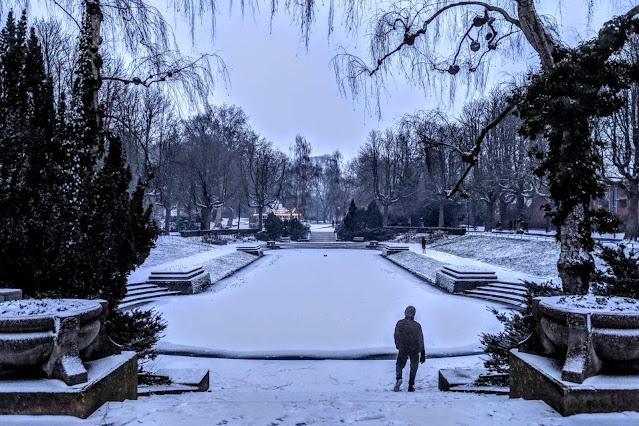 تعرف على المناطق المشمولة بتوقعات تساقط الثلوج صباح الجمعة في هولندا