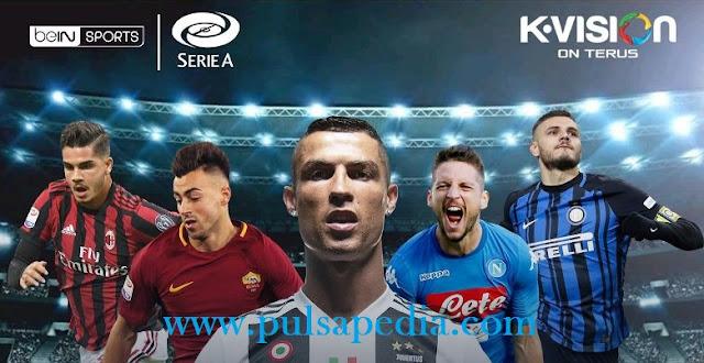 Paket K Vision Liga Italia Serie A