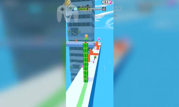 تحميل لعبة Cube Surfer للاندرويد مجانا
