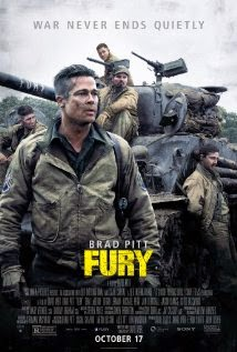 Fury 2014 Full Movie Free Download Watch Online
