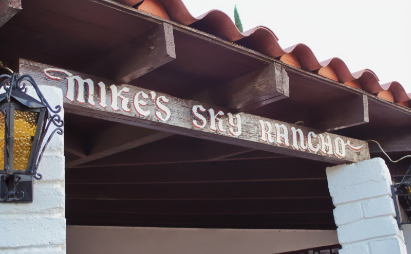 MIke's Sky Ranch, Baja California