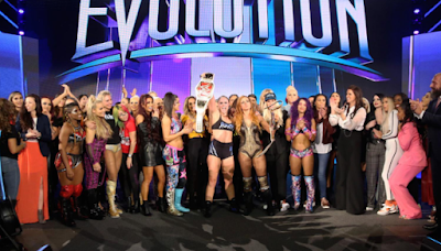 WWE Evolution: Best Main Roster PPV of 2018?