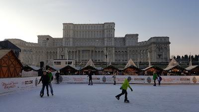 Tra i motivi per visitare Bucarest una visita al Parlamento