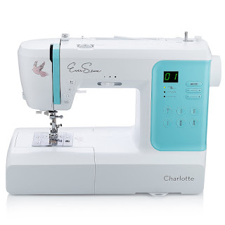 EverSewn Charlotte: 70-Stitch Embroidery Machine