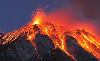 Pengertian dan Contoh Tenaga Endogen (Vulkanisme dan Tektonisme) serta Macam-macam Jenis Tenaga Endogen
