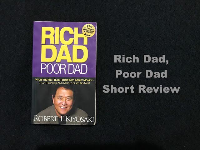 Rich Dad, Poor Dad Robert Kiyosaki