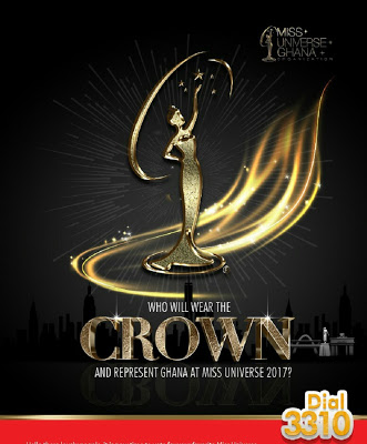 2017 Miss Universe Ghana: Top 10 Get Set To Compete for Ultimate Pageant Crown