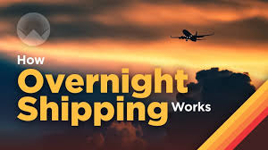 How Overnight Shipping Works?