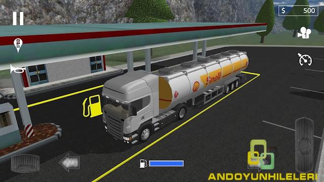 Cargo Transport Simulator Para Hileli APK