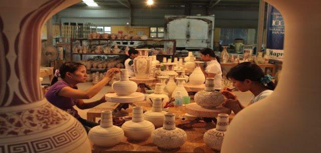 Địa điểm du lịch Đà Nẵng - Làng gốm Thanh Hà