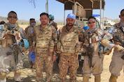 6 Bhayangkara Terbaik Polda Banten Menjalankan Misi Perdamaian Internasional di Sudan