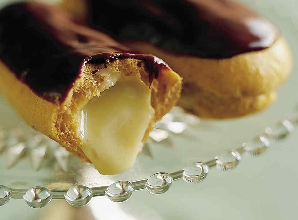 The way eclairs work at home