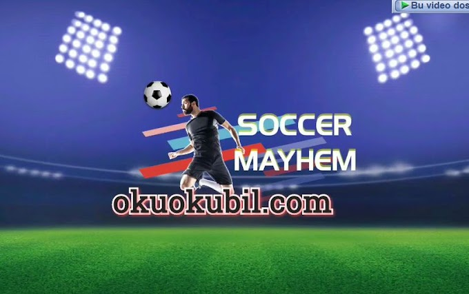 Soccer League Season 2020 Mayhem Football Games v1.6 Mod Sınırsız Para İndir