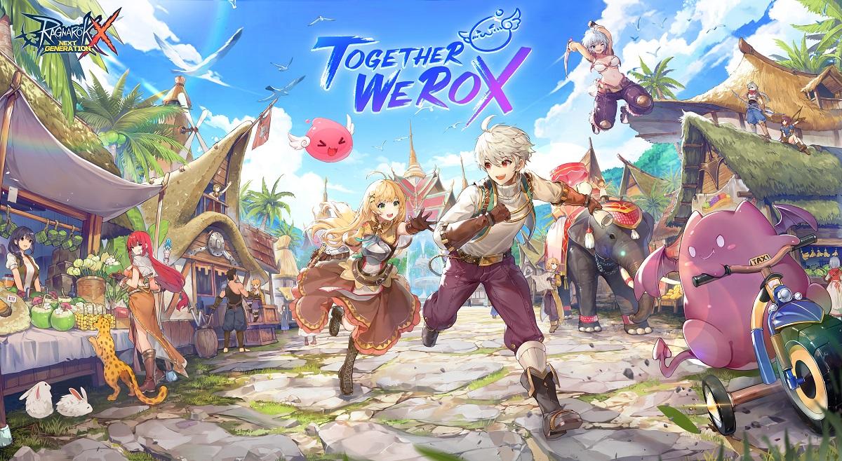 Download Now! Ragnarok X: Next Generation Launches in SEA Region Ranneveryday