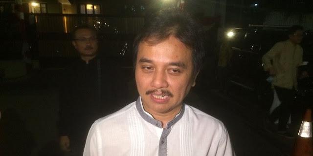 Viral Dituding Nyerempet Mobil dan Kabur, Roy Suryo Merasa Difitnah