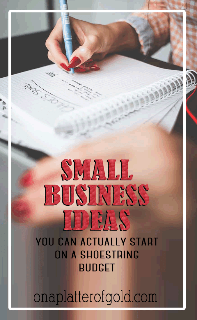 Profitable Small Business Ideas You Can Actually Start On a Shoestring Budget