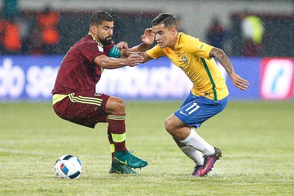 Brazil vs Venezuela