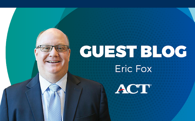 Image of Eric Fox, a principal from Oklahoma and guest blogger for ACT