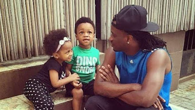 P Square's Children Win Award For Cutest Kids! (See Photos)