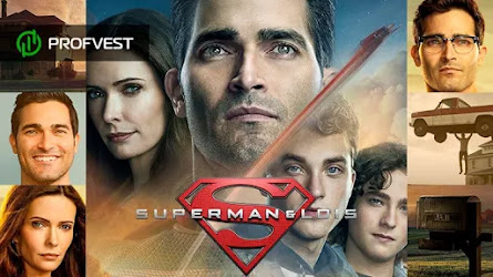 Супермен и Лоис (2021 год, 1 сезон) – актеры, роли и сюжет нового сериала