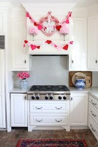 Valentine Felt Heart Garland