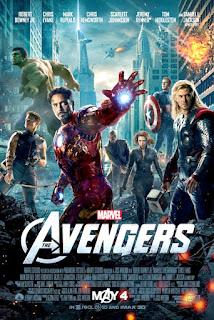 The Avengers 2012 Dual Audio 1080p BluRay