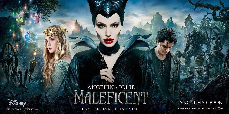 Maleficent Pelicula Trailer
