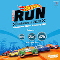 Hot Wheels Virtual Run – Indonesia • 2020