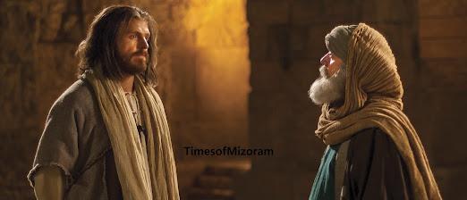 Lal Isua leh Nikodema