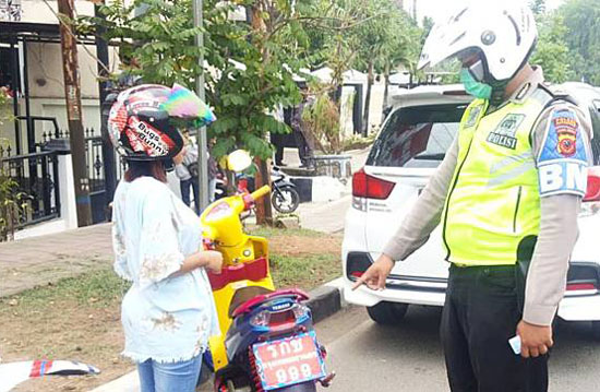 Plat Nomor Motor Thailand Jadi Trend ABG Jaman NOW
