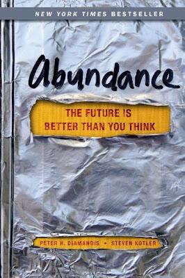 #Libro: Abundancia (Peter Diamandis) 10 ideas