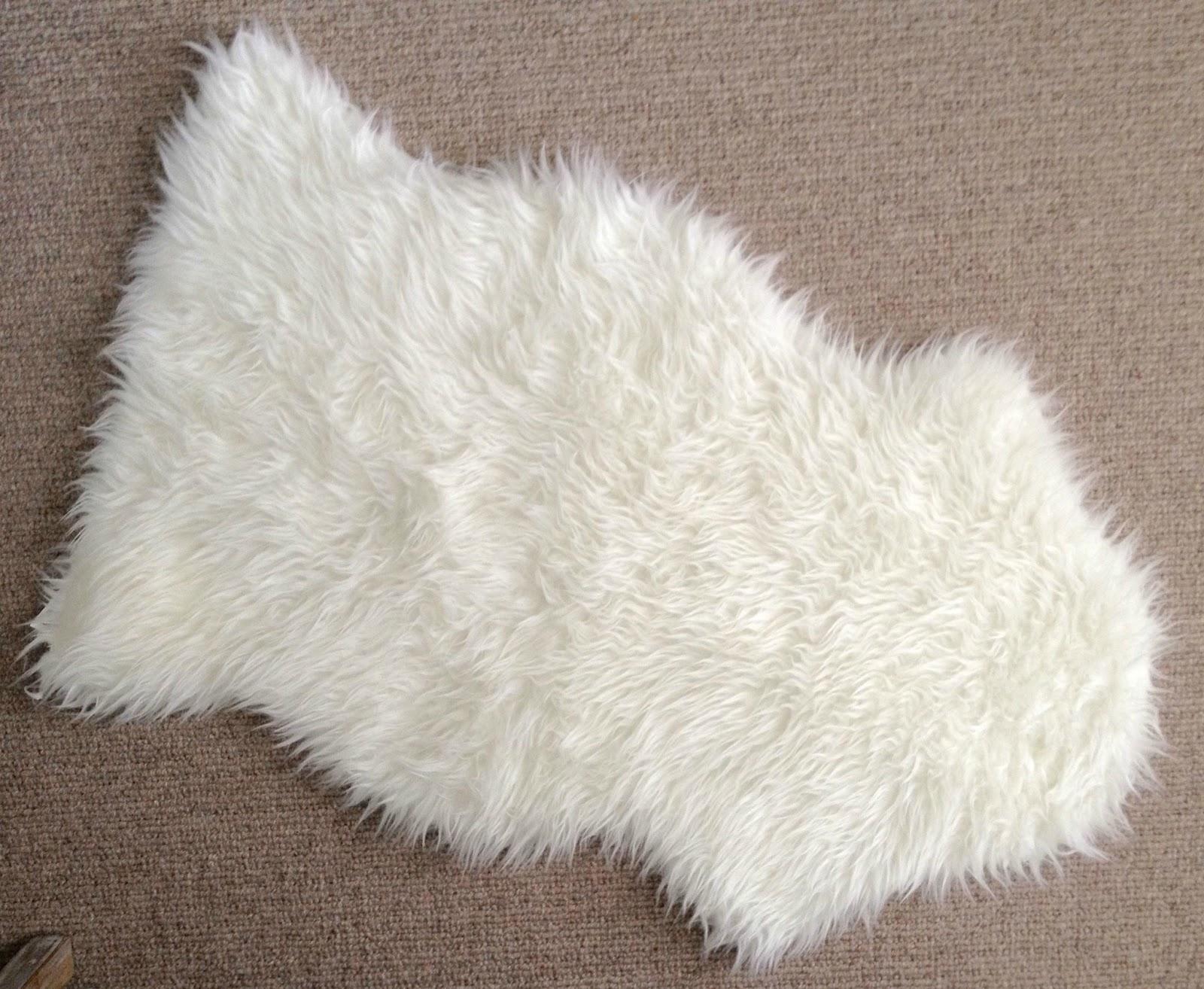 Diy Faux Sheepskin Pillow Driven By Decor