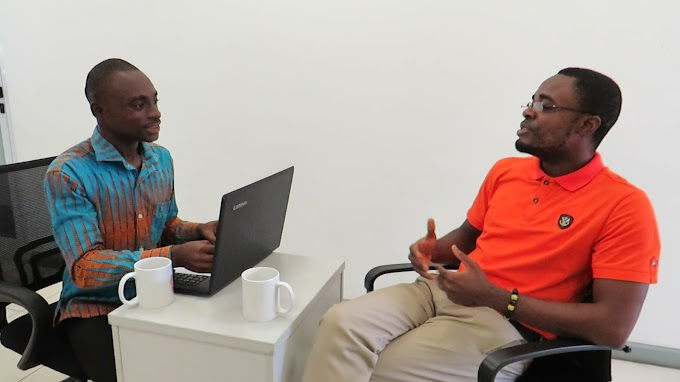 #InspirationalChat: Interview with a Young Self-Taught Computer Engineer and Founder of Apor App, Adolf Kudjoe Boateng. #BeInspired!