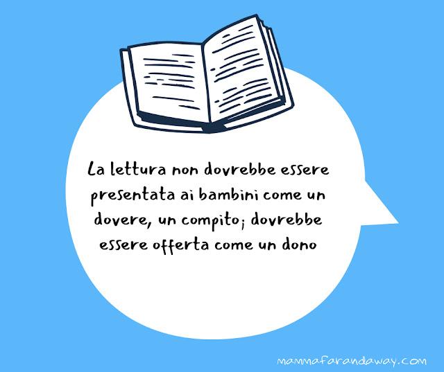 lettura e bambini