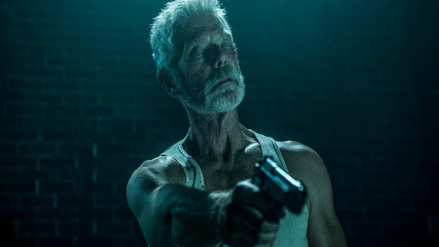 Don't Breathe Fede Alvarez Stephen Lang