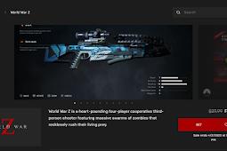 Buruan! Epic Games Store Gratiskan Game World War Z, berikut cara downloadnya