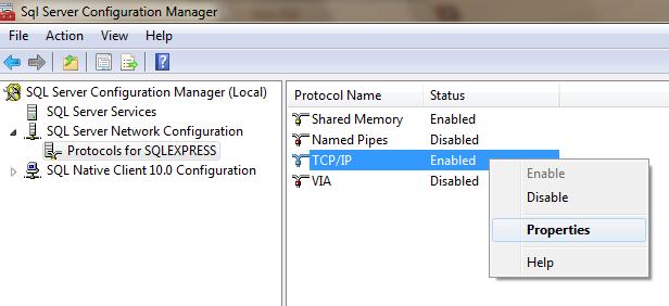 Different ways to find the SQL Server Port Number | SansSQL