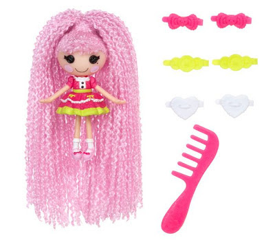Mini Lalaloopsy Loopy Hair Doll - Jewel Sparkles