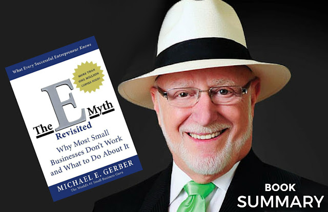 Book Review THE E-MYTH REVISITED by MICHAEL GERBER