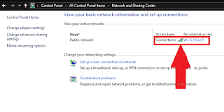 how to find wifi password windows 10,Find saved wifi password easily