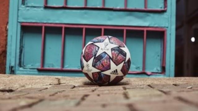 Αdidas: Η μπάλα του τελικού του UEFA Champions League