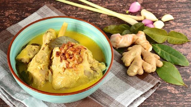 Resep Opor Ayam Lebaran yang Lezat dan Nikmat Disantap